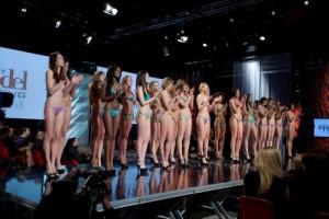 il casting di Italia's next top model 4