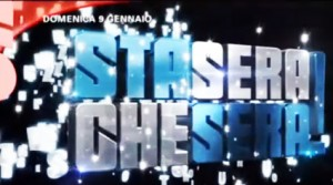 Stasera che sera logo Canale5