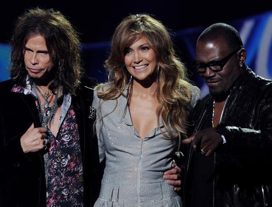 foto dei nuovi giudici di american idol