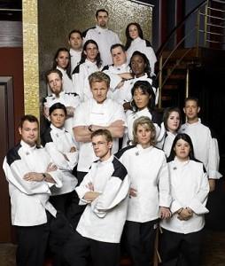 Gordon's team foto