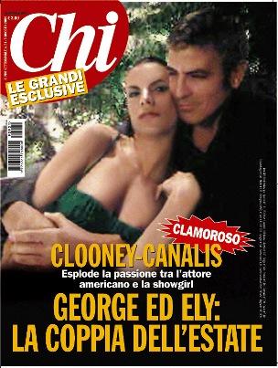 Clooney Canalis Chi copertina