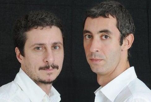 Luca e Paolo comici a Sanremo foto