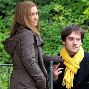 Hayden Panattiere e Paolo Romio sul set di Amanda Fox Murder on Trail in Italy