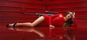 Maggie Q nella serie Nikita in onda su Steel