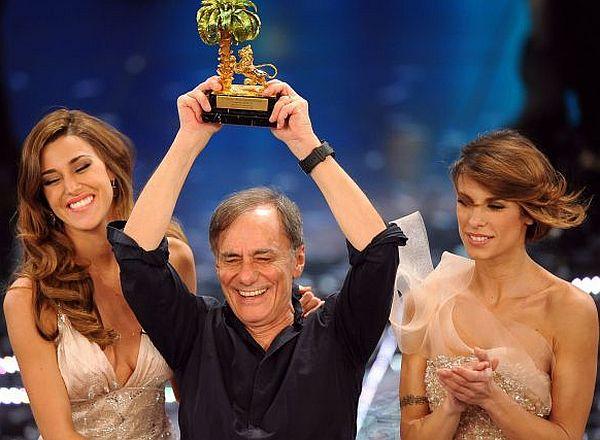 roberto vecchioni vince il festival di sanremo 2011