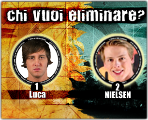 Luca Di Risio e Killian al televoto del 2 marzo