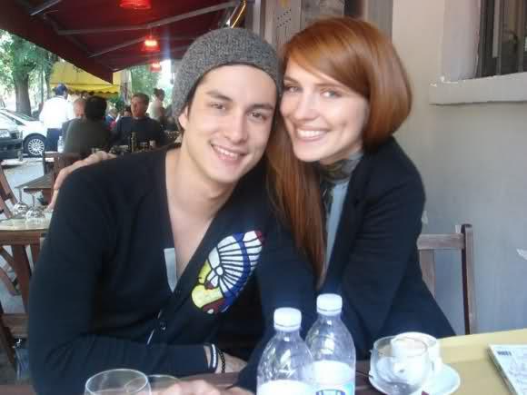 Andrea Cocco e Szilvia GF11