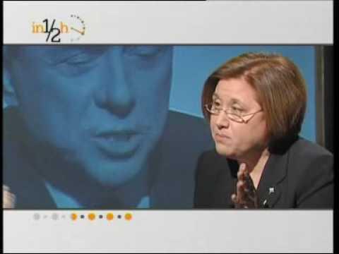 Lucia Annunziata Berlusconi Foto