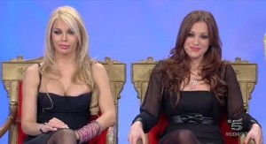 Giulia Monatanarini e Teresanna Pugliese