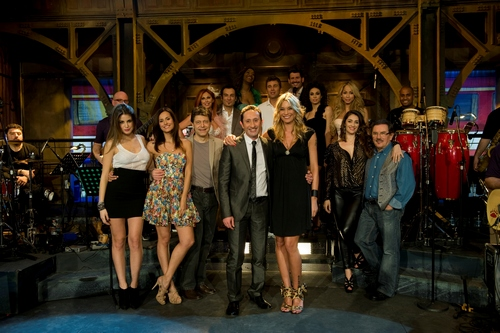 Saturday Night Live Italia Cast Foto
