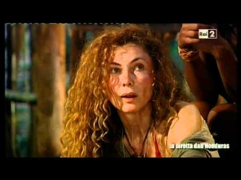 eleonora brigliadori concorrente dell' isola dei famosi 2011 foto
