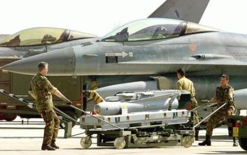 Guerra in Libia foto