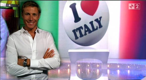 massimiliano ossini condurrà su Rai 2 I love Italy