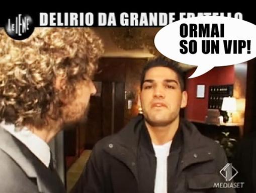 Nando Colelli GF11 Le Iene Italia1