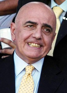 Presidente Milan