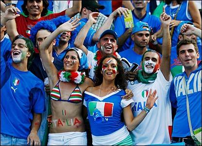 Italia nazionale calcio foto