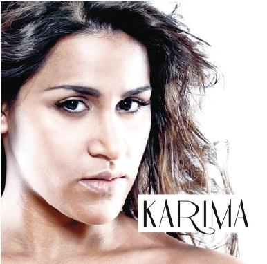 """Foto della copertina dell'album """"Karima"""""""
