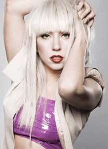 Gaga Face Foto