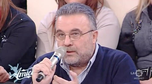 Marco Mangiarotti su Annalisa Scarrone talent show Amici Foto