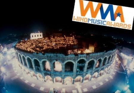 incontrada presenta i wind music awards Foto