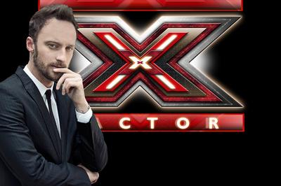 Francesco Facchinetti X Factor RaiDue SkyUno Foto