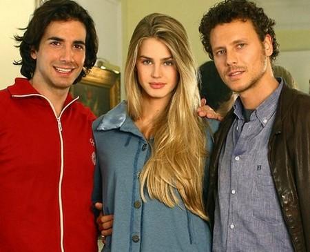 Hessler, Greco e Bastianello sono i protagonisti di Una sera d'ottobre Foto
