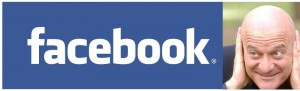 facebook e tv