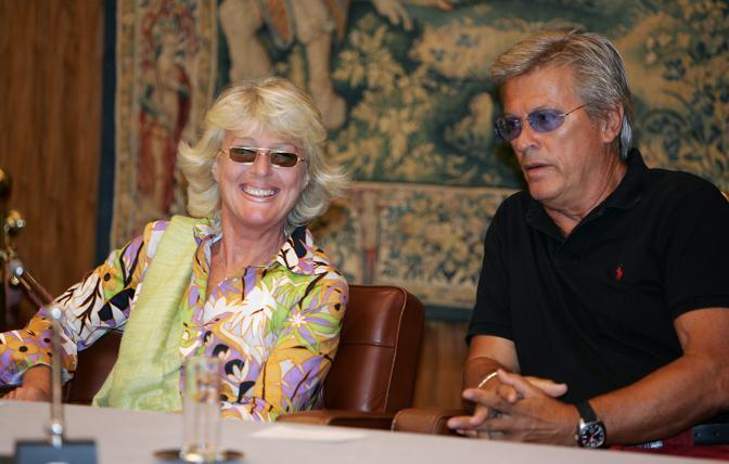 Il 5 aprile è morto gianni brezza marito di loretta goggi Foto