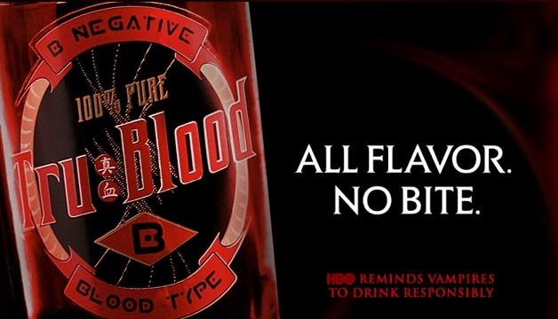 true blood locandina