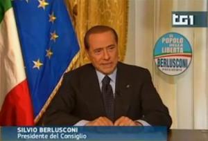 Silvio Berlusconi TG1 Agcom