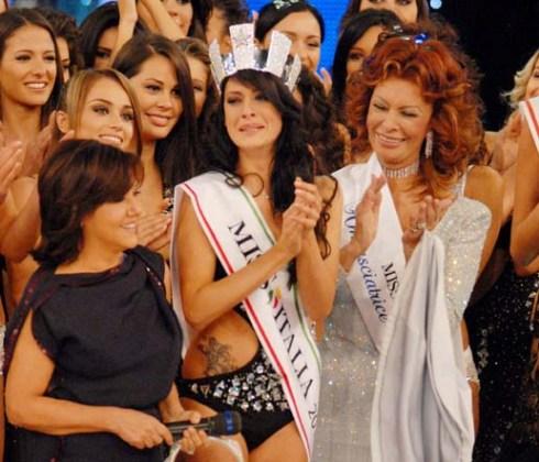 Miss italia a Montecatini Terme