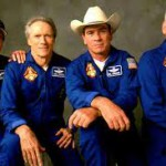 Space Cowboy Film Foto