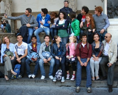 I Liceali 3 Cast Canale5 Foto