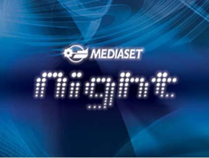 Foto Mediaset Night 2011