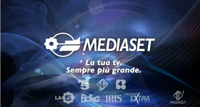 Foto reti Mediaset