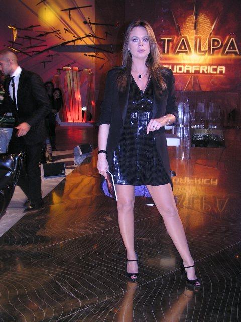 Paola Perego La Talpa Italia1 Foto