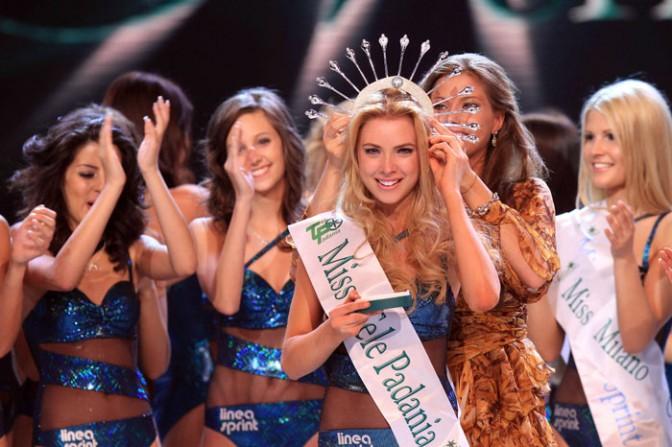 Miss Padania 2011 Rete4 Jessica Brugali