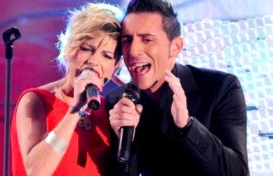 Emma Marrone e Modà Sanremo Foto