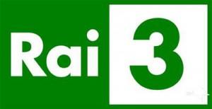 il logo di rai 3