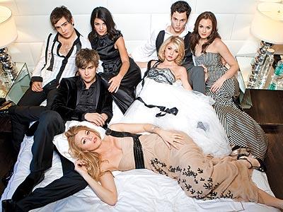 Gossip Girl cast Foto