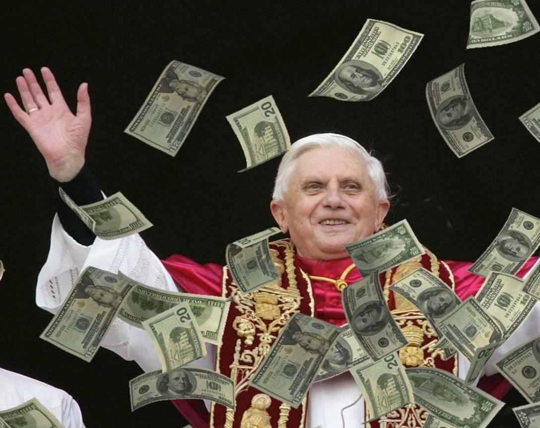 Papa Ratzinger Vaticano