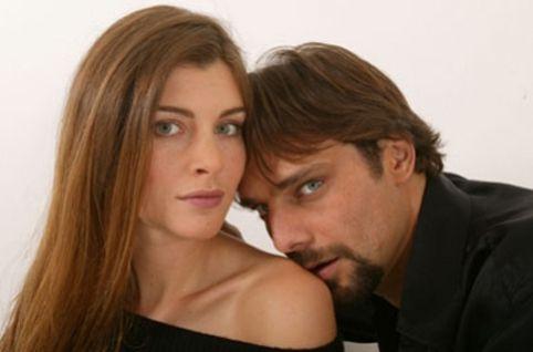Alessandro Preziosi e Vittoria Puccini Foto
