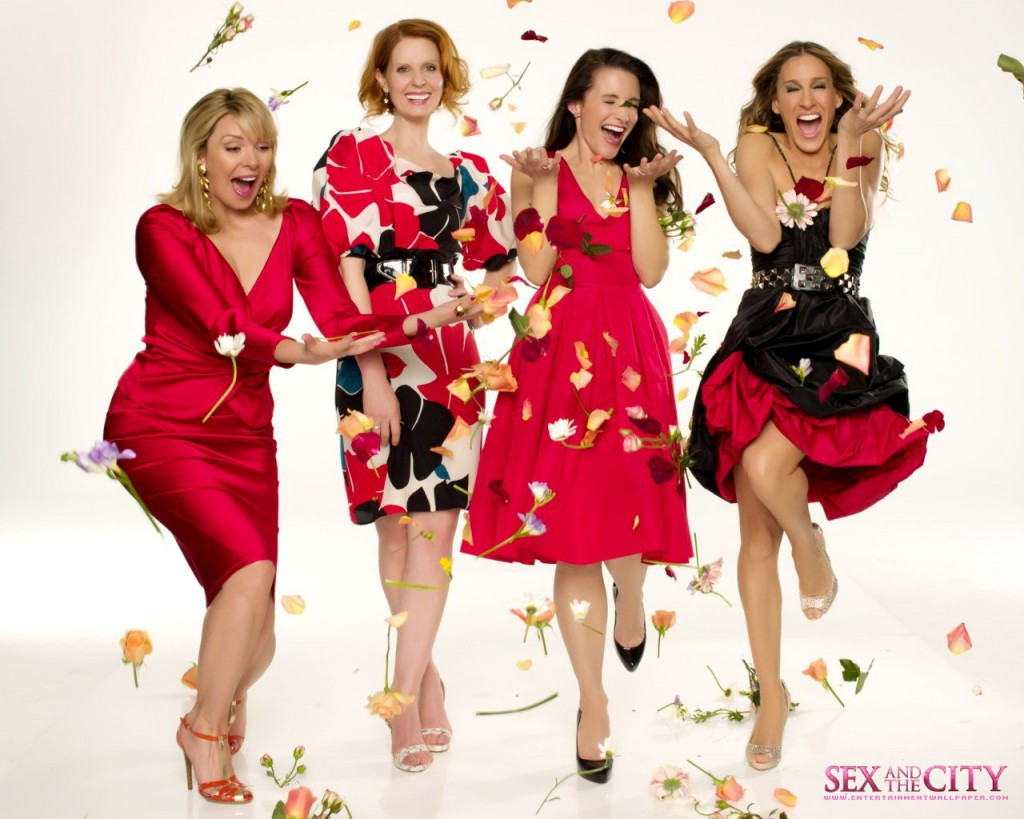 Sex & the City Cast Foto