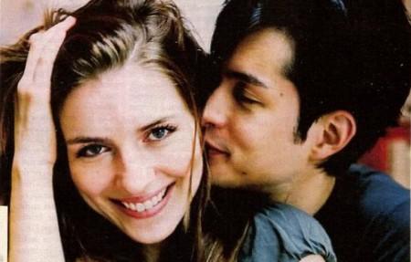 Andrea Cocco e la sua ex
