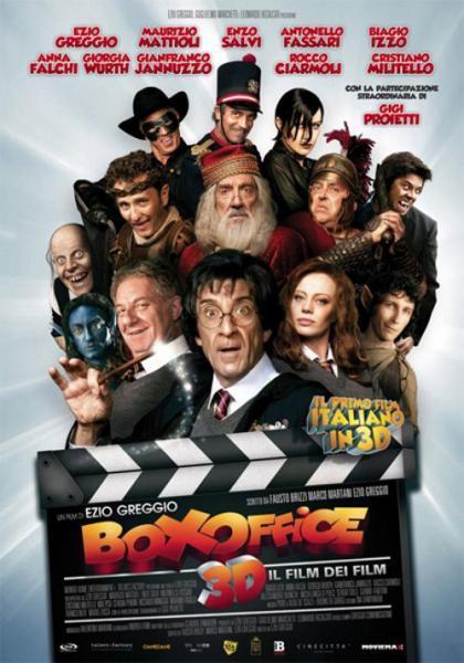 """Foto della locandina """"Box Office 3D"""""""