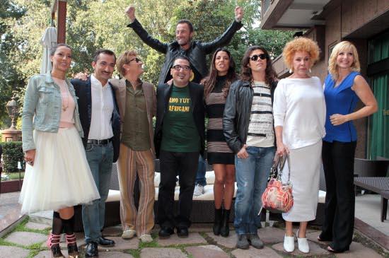 Foto di tutto il cast di star academy