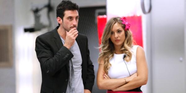 Ferdinando e Angelica Grande Fratello Foto