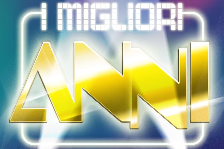 il logo de i migliori anni