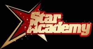 Star Academy logo talent show