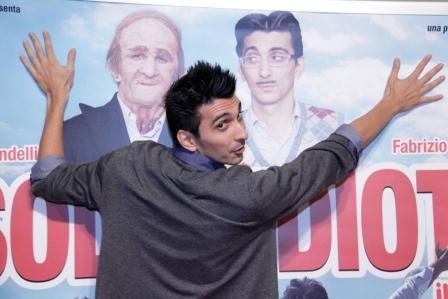 Foto Fabrizio Biggio I soliti Idioti